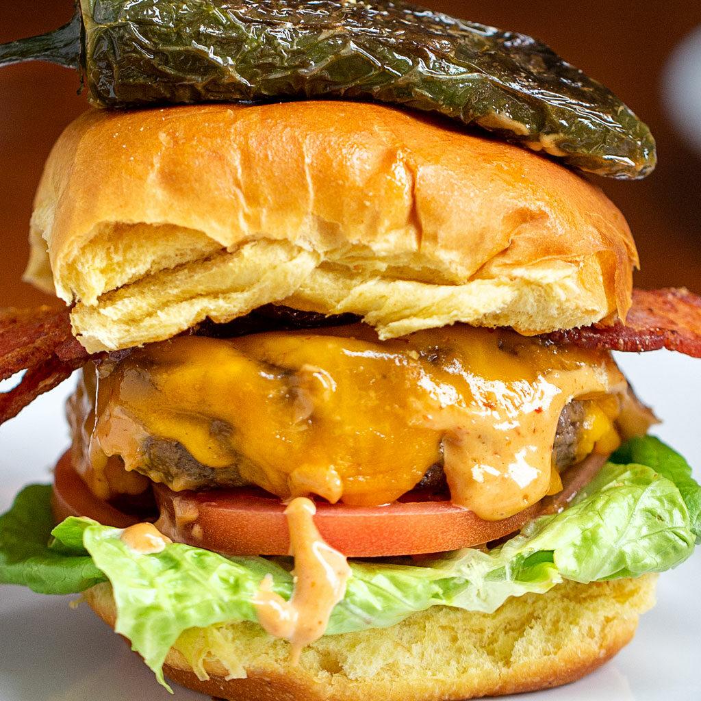 La Brusciano Burger